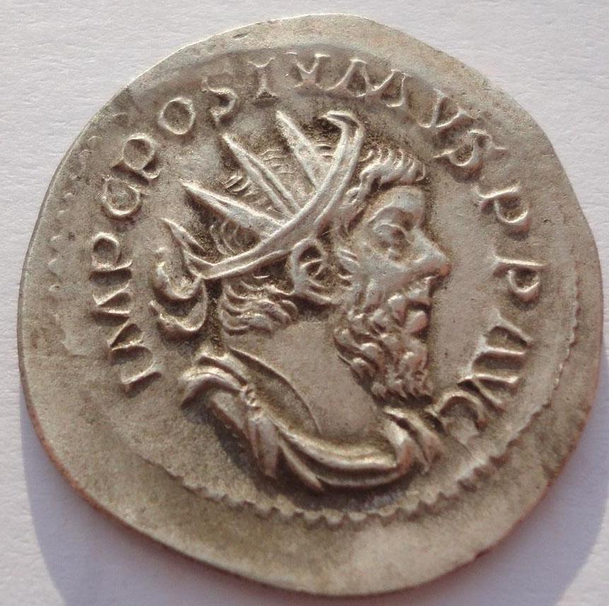 Rubans sur Antoninien de Postume - Page 2 Postum11