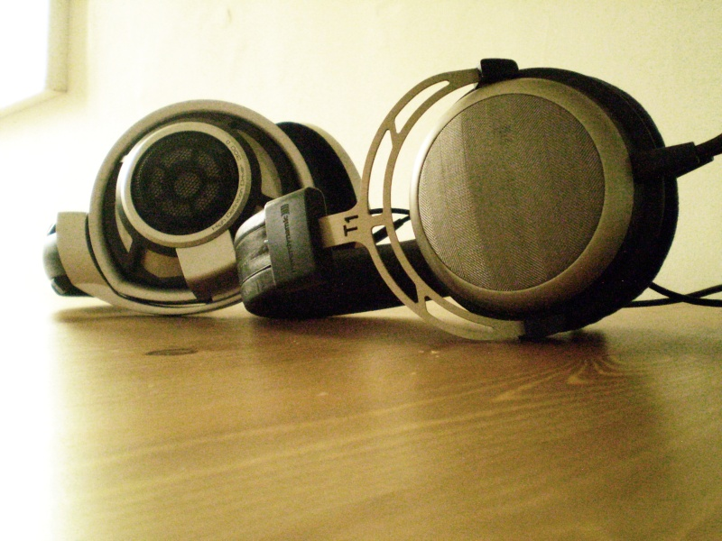Sennheiser HD800 Vs Beyerdynamic T1 800_t110