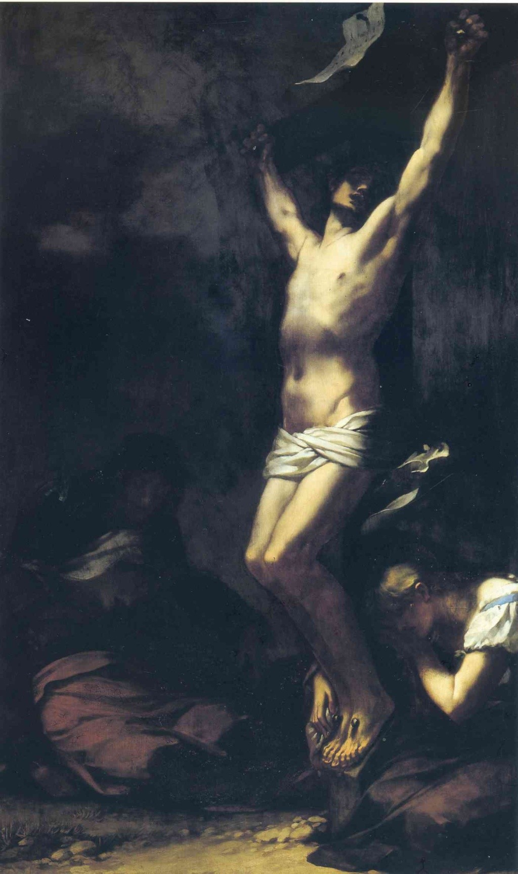 Les peintures religieuses de Pierre-Paul Prud'hon Crucif10