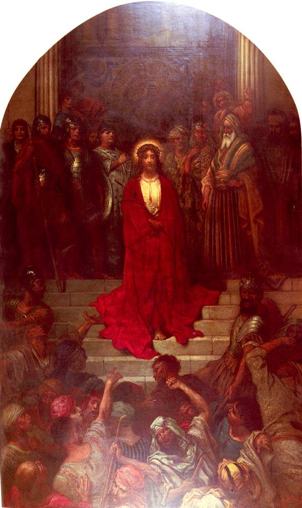 La Bible illustrée par Gustave Doré - Page 10 Ecce_h10