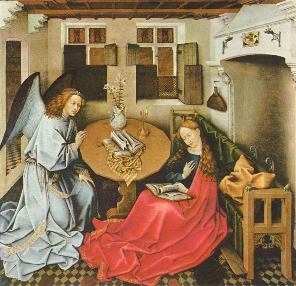 Les peintures religieuses de Robert Campin L_anno10