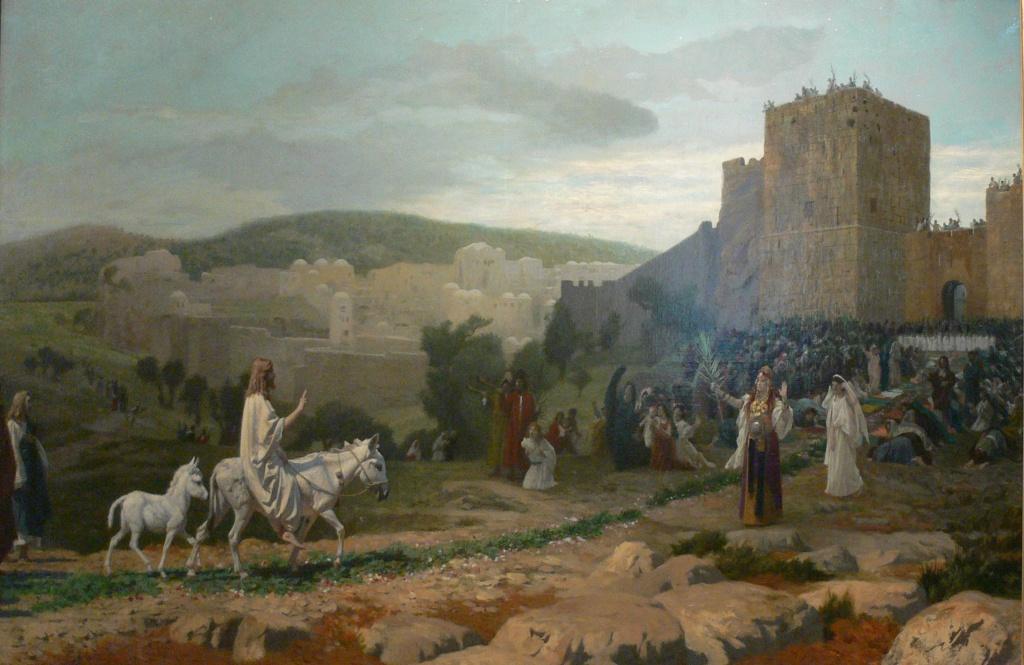 Les peintures religieuses de Jean-Léon Gérôme L_entr10