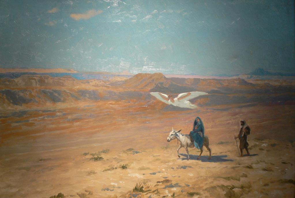 Les peintures religieuses de Jean-Léon Gérôme La_fui10