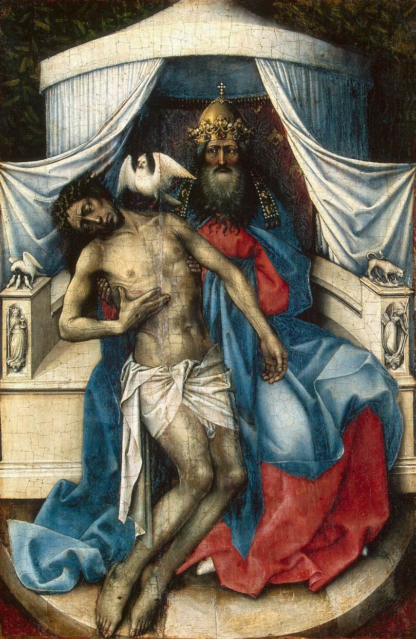Les peintures religieuses de Robert Campin La_sai10