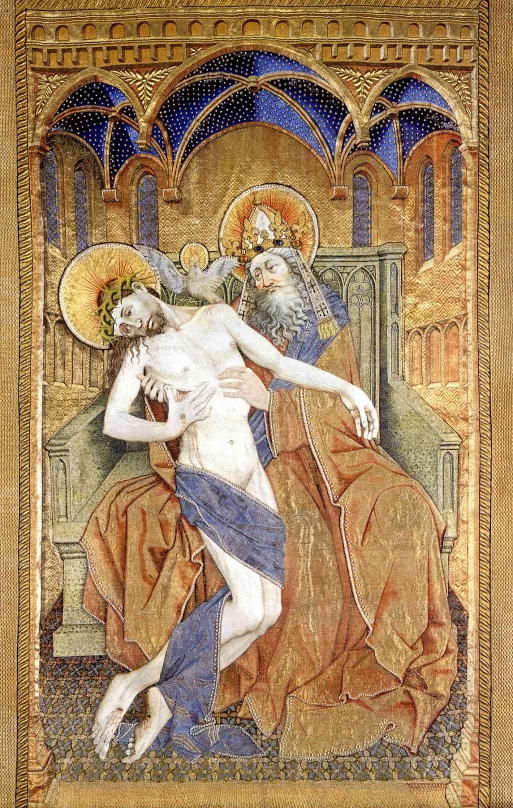 Les peintures religieuses de Robert Campin La_sai11
