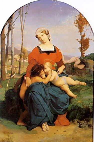 Les peintures religieuses de Jean-Léon Gérôme La_vie10