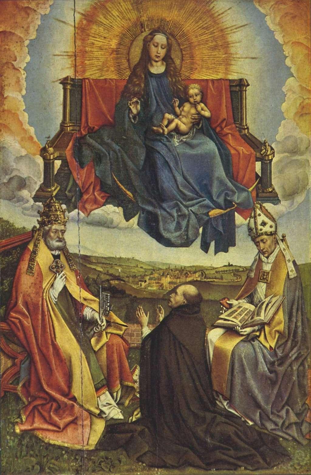 Les peintures religieuses de Robert Campin La_vie12