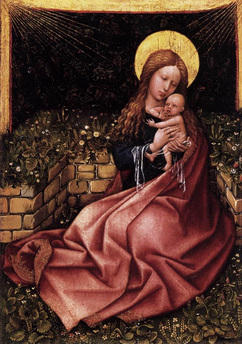 Les peintures religieuses de Robert Campin La_vie13