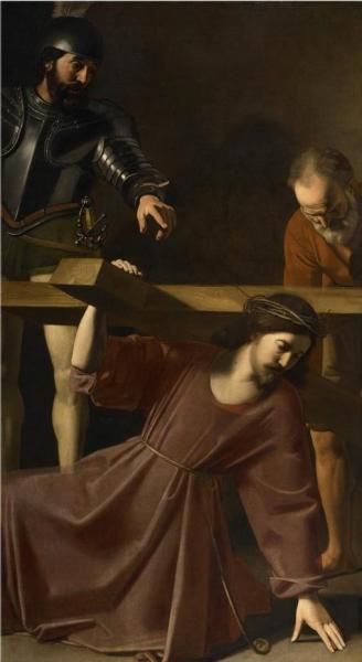 Les peintures religieuses de Nicolas Tournier Le_chr10