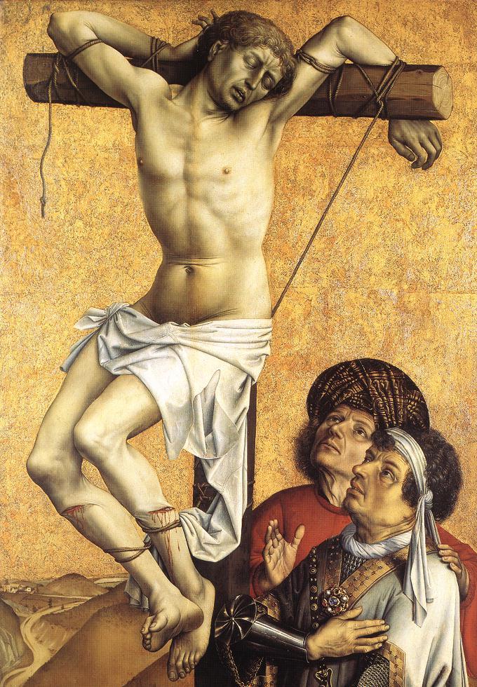 Les peintures religieuses de Robert Campin Le_mau10