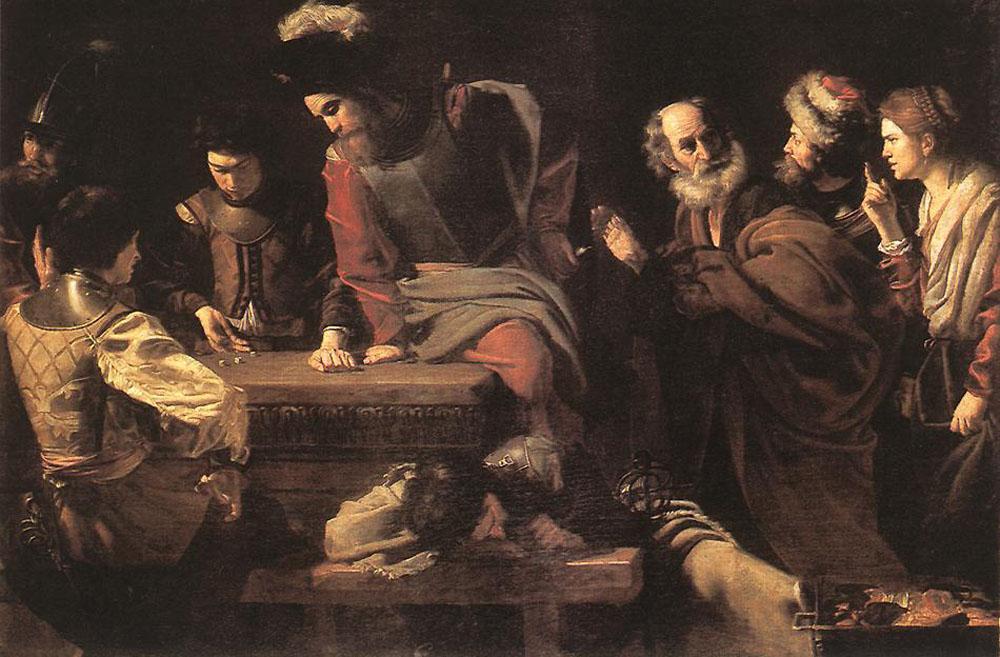 Les peintures religieuses de Nicolas Tournier Le_ren10