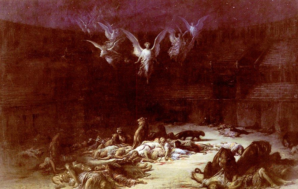 La Bible illustrée par Gustave Doré - Page 10 Les_ma10