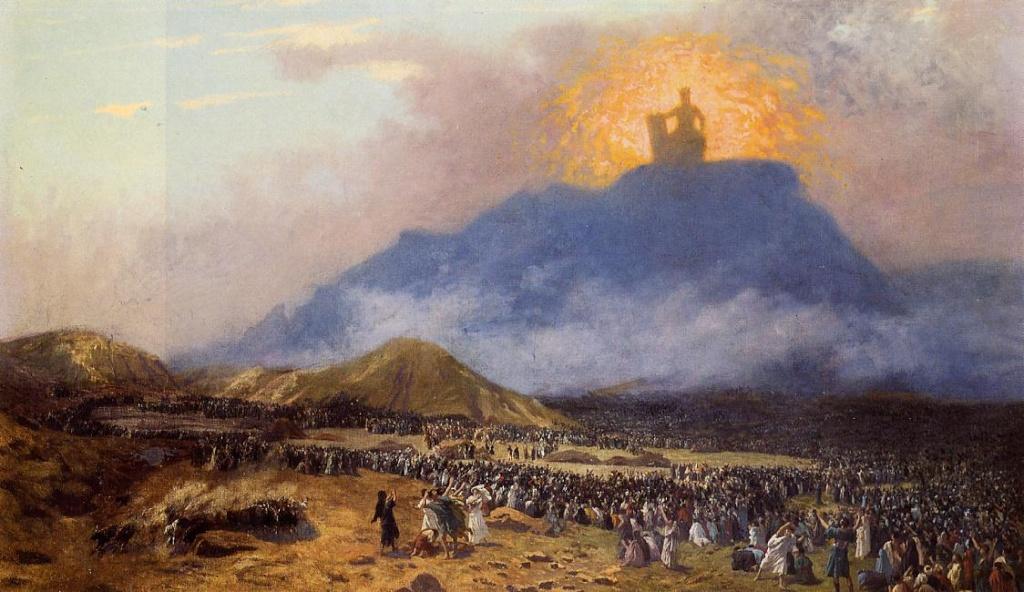 Les peintures religieuses de Jean-Léon Gérôme Moyse_10