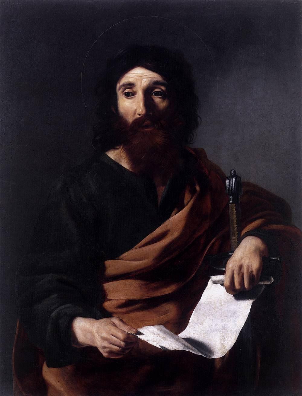 Les peintures religieuses de Nicolas Tournier Saint_10