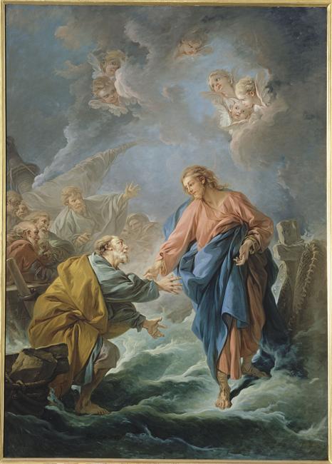 Les peintures religieuses de François Boucher Saint_11