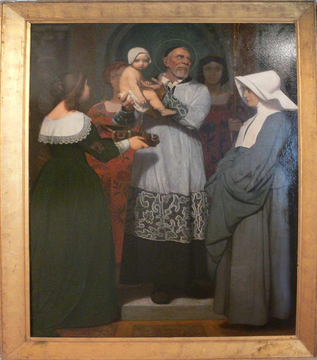 Les peintures religieuses de Jean-Léon Gérôme Saint_12