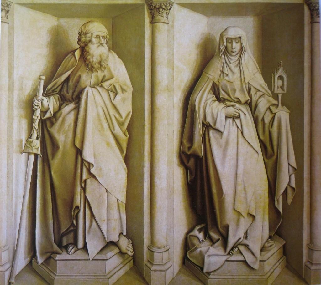 Les peintures religieuses de Robert Campin Saint_13