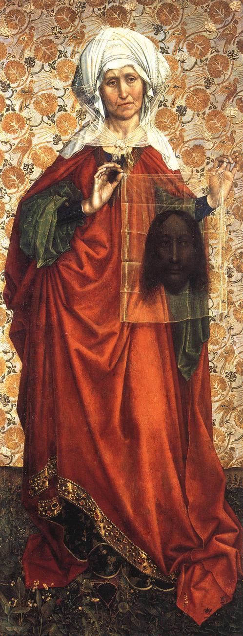 Les peintures religieuses de Robert Campin Sainte10