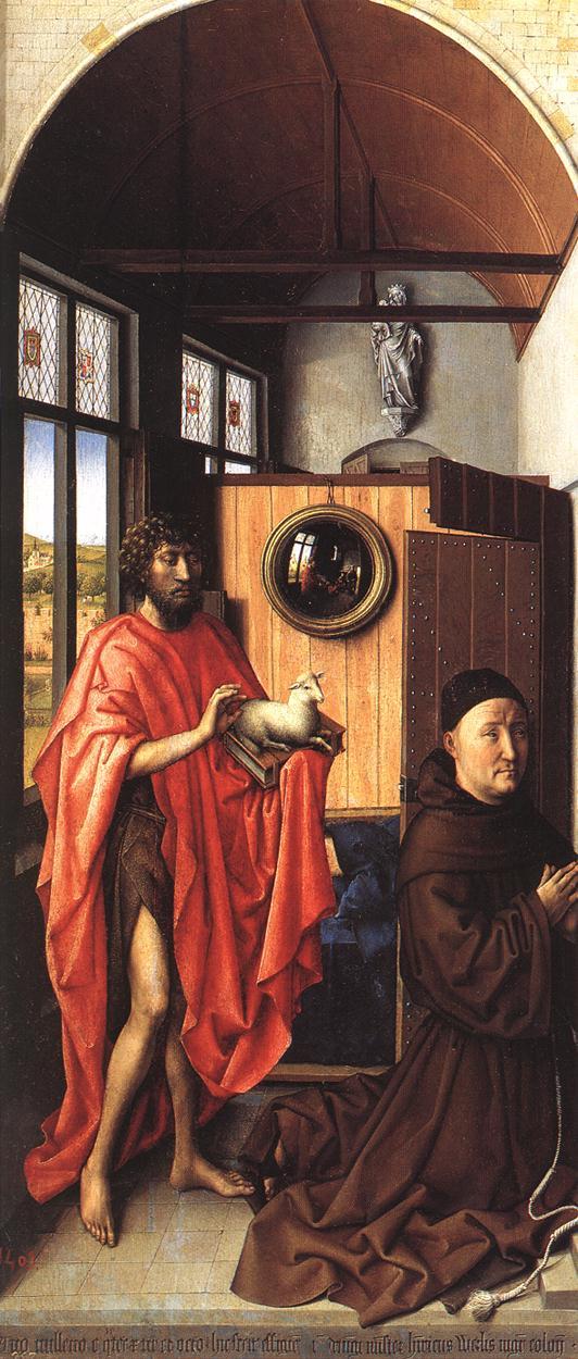 Les peintures religieuses de Robert Campin Tripty15