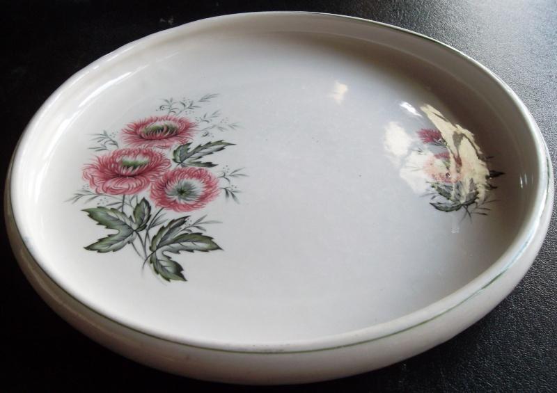 Geriatric plate shape 1640 -  00910