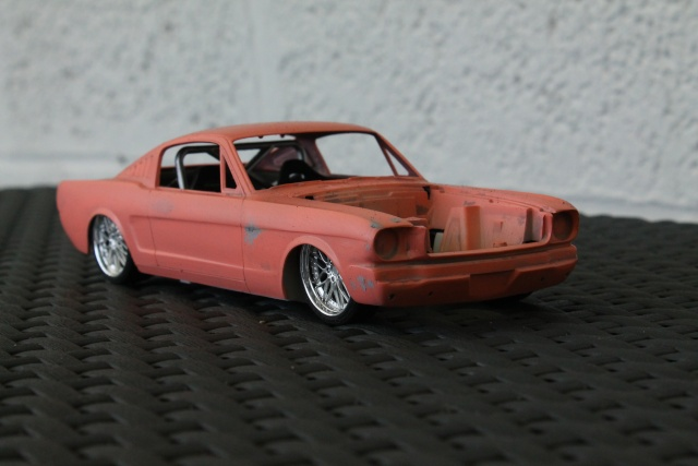 Ford Mustang Fastback 65 Img_1410