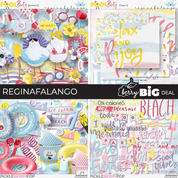 2019-23 / Challenge Designer : Régina Falango - Page 5 Rfpool13