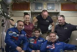 Vol spatial de Samantha Cristoforetti / Expedition 42 et 43 - FUTURA / Soyouz TMA-15M 10265610
