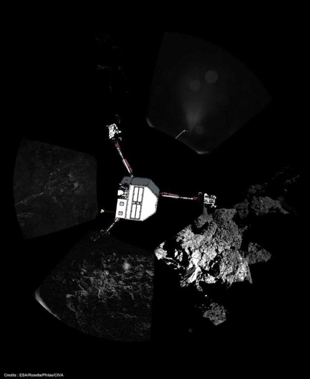 Rosetta - Réveil de la sonde / Mission / Atterrissage de Philae - Page 3 10629410