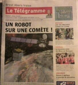 Rosetta - Réveil de la sonde / Mission / Atterrissage de Philae - Page 3 2014-110