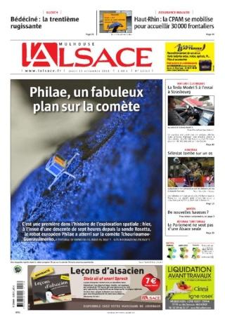 Rosetta - Réveil de la sonde / Mission / Atterrissage de Philae - Page 3 B2tn4p10
