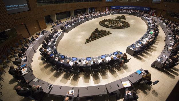 2 décembre 2014 - Conseil Ministériel au niveau de l'ESA à Luxembourg Esa_co10