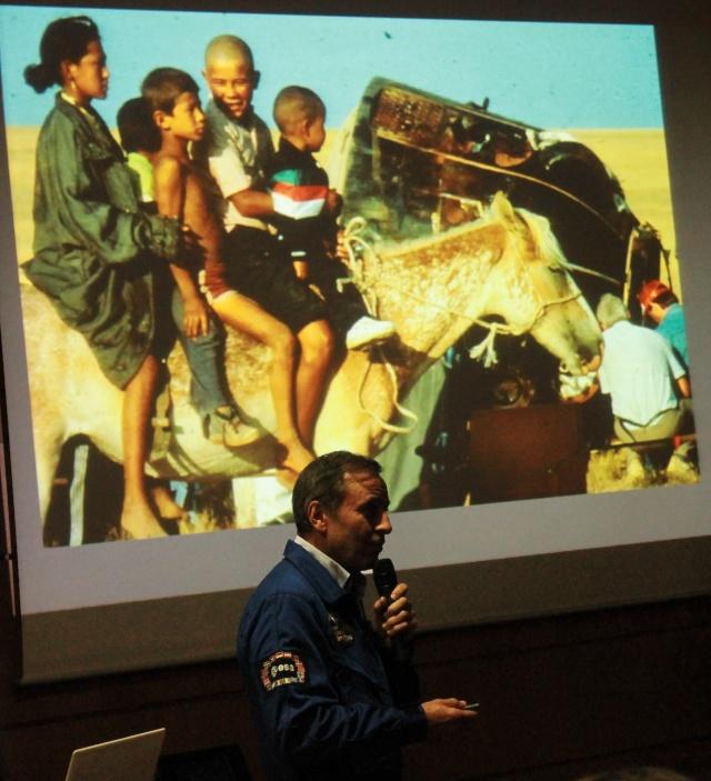 28 novembre 2014 - Conférence de Michel Tognini à la Maison de l'Environnement à Orly (91) Img_8011