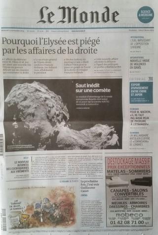 Rosetta - Réveil de la sonde / Mission / Atterrissage de Philae - Page 2 Le_mon10