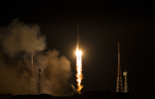 Vol spatial de Samantha Cristoforetti / Expedition 42 et 43 - FUTURA / Soyouz TMA-15M Nasa_210