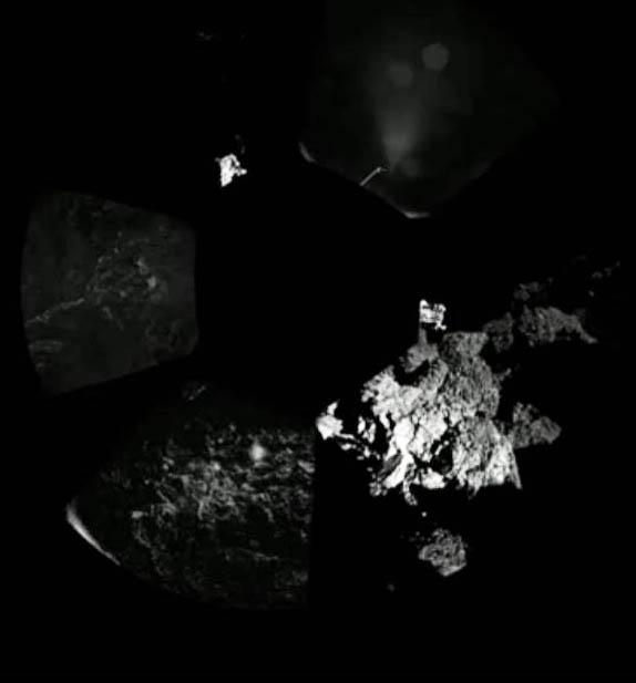 Rosetta - Réveil de la sonde / Mission / Atterrissage de Philae - Page 3 Philae10