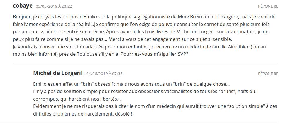 Vaccin obligatoire: les Français piégés par la loi et les laboratoires Captur11