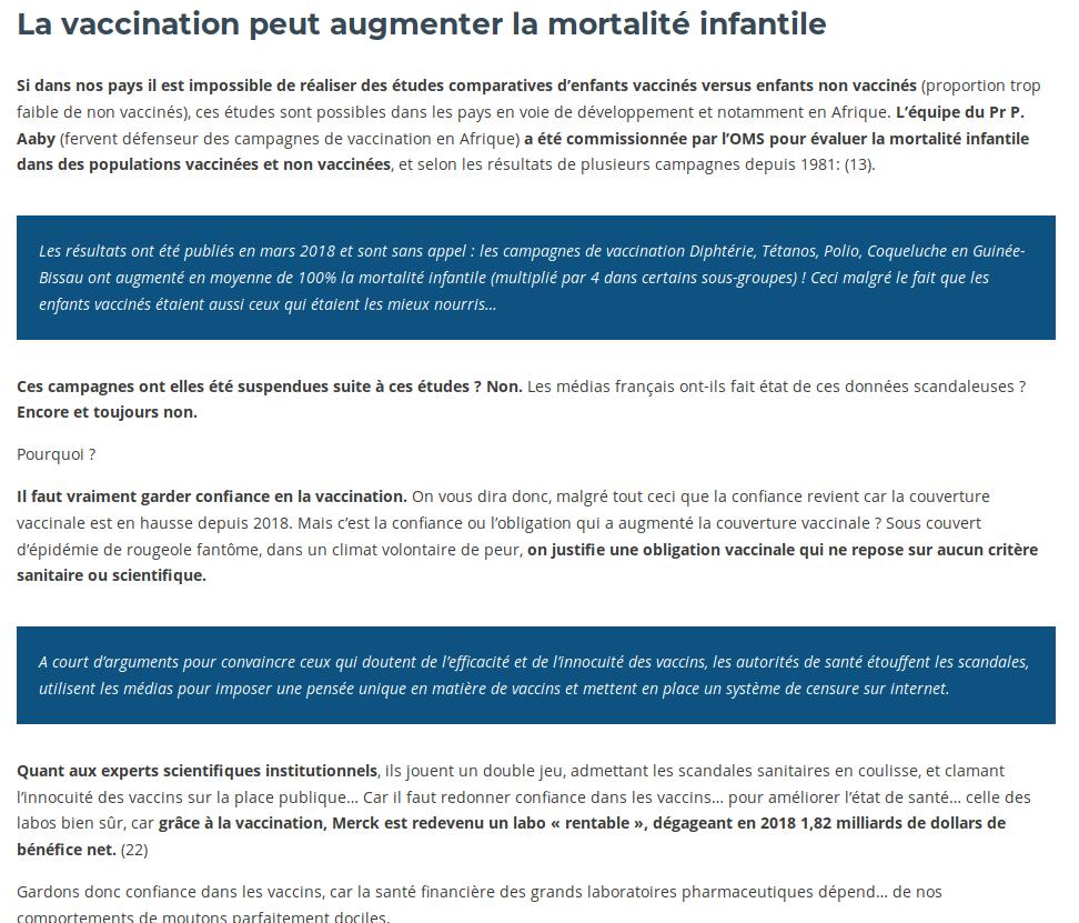 Vaccin obligatoire: les Français piégés par la loi et les laboratoires Captur21