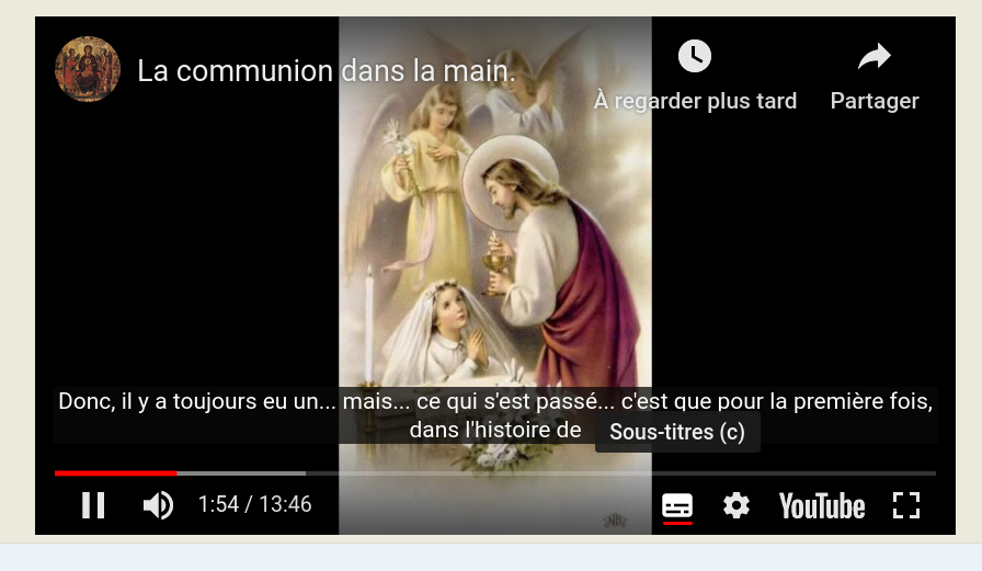 communion - Question au Père Nathan: communion dans la main Captur23