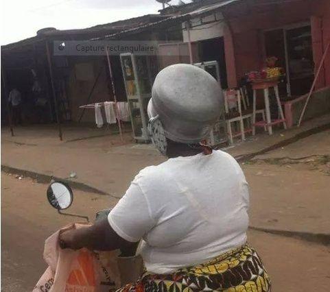 Casque obligatoire au Bènin Benin10