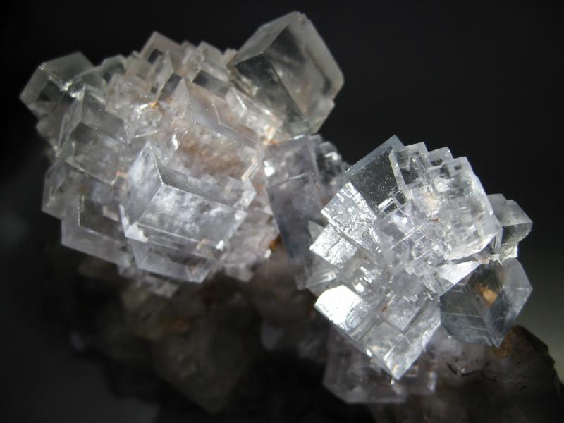 Différentes fluorites de la mine CLARA 00710