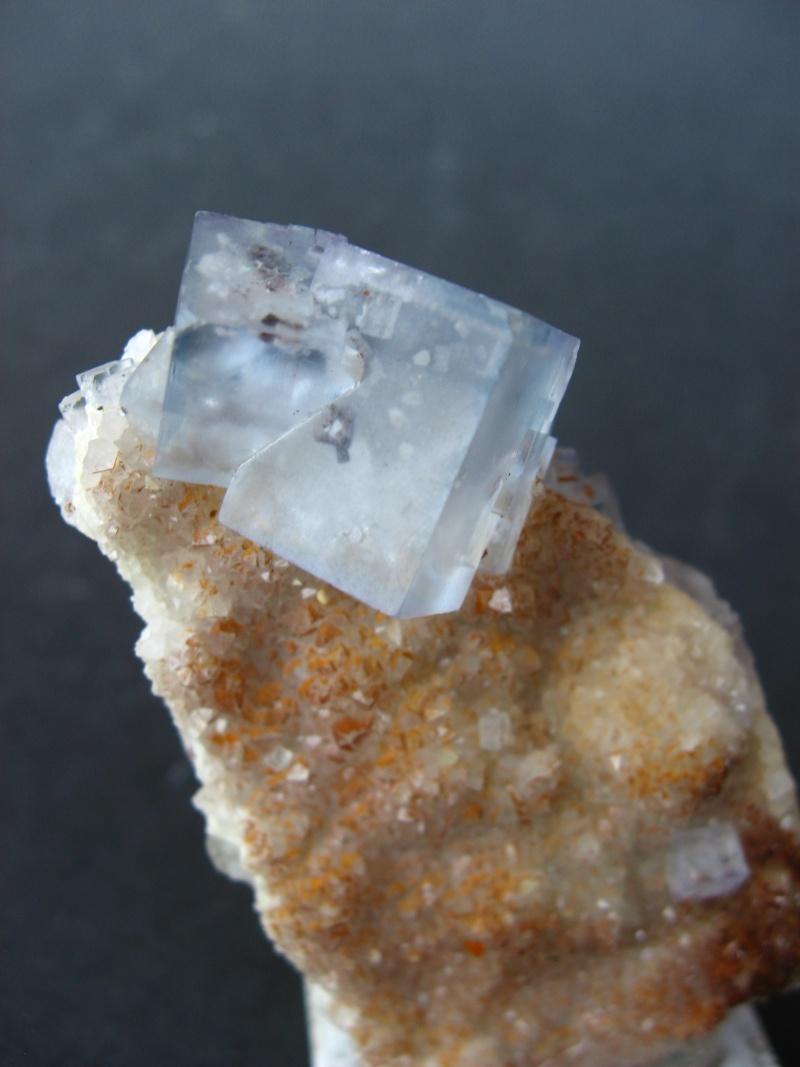 Différentes fluorites de la mine CLARA 00812