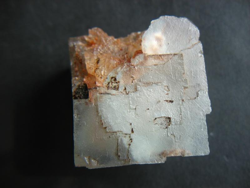 Différentes fluorites de la mine CLARA 01410