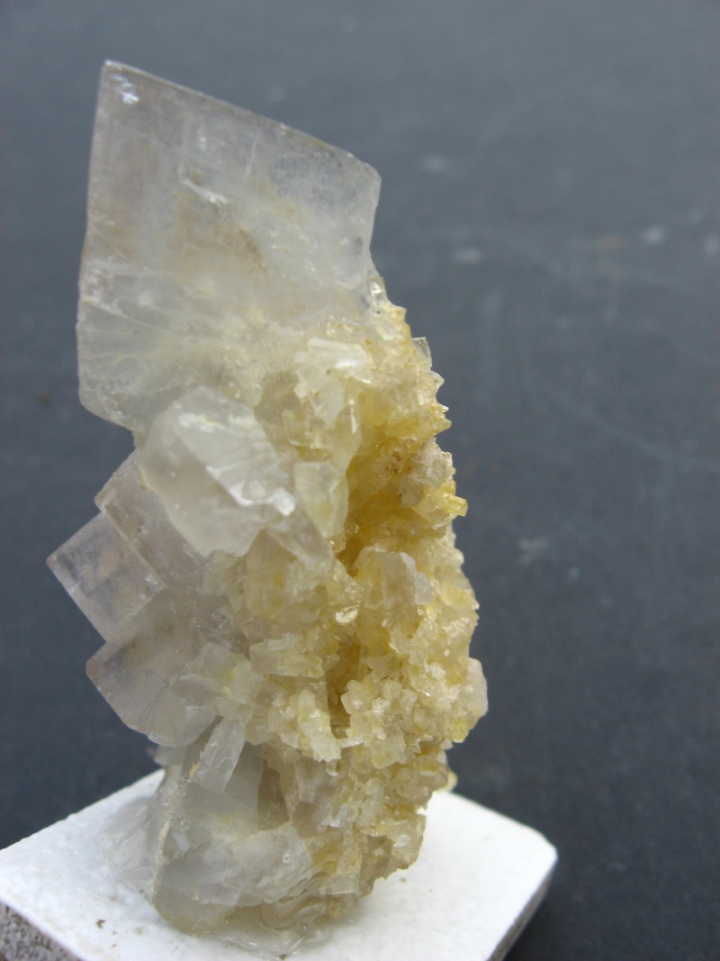 Différentes fluorites de la mine CLARA 03910