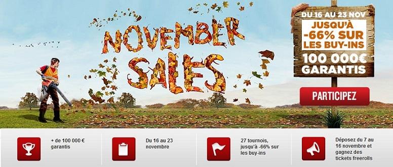 EverestPoker.fr - November Sales Everes12