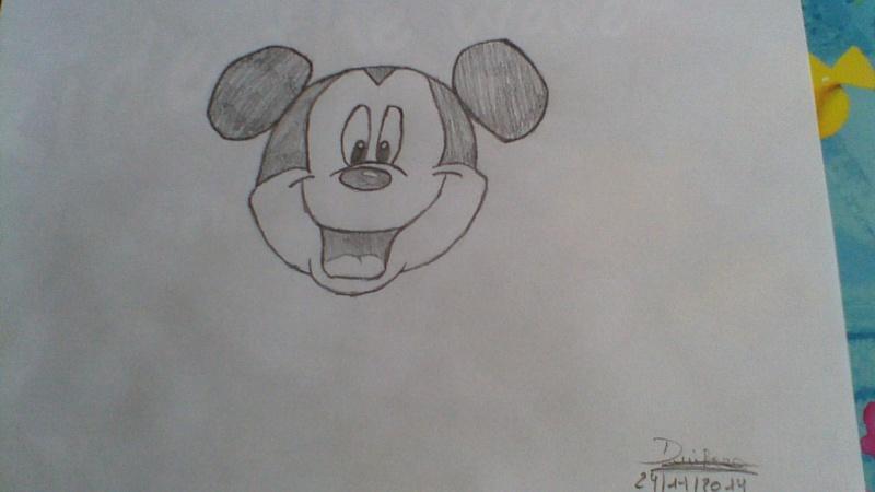 apprendre a dessiner les personnages Disney Win_2010