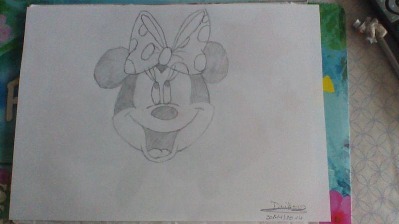 apprendre a dessiner les personnages Disney Win_2011