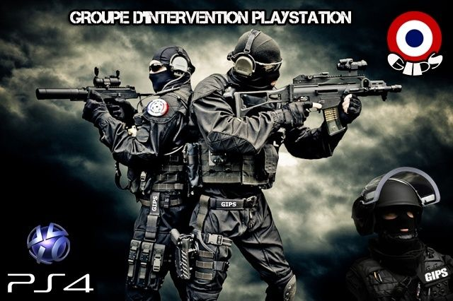 GIPS : Groupe Intervention PlayStation