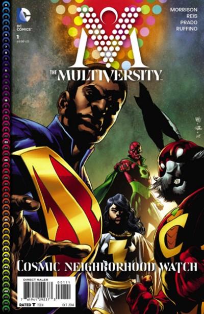 Multiversity : Grant Morrison return of Infinite Earths Mul_110
