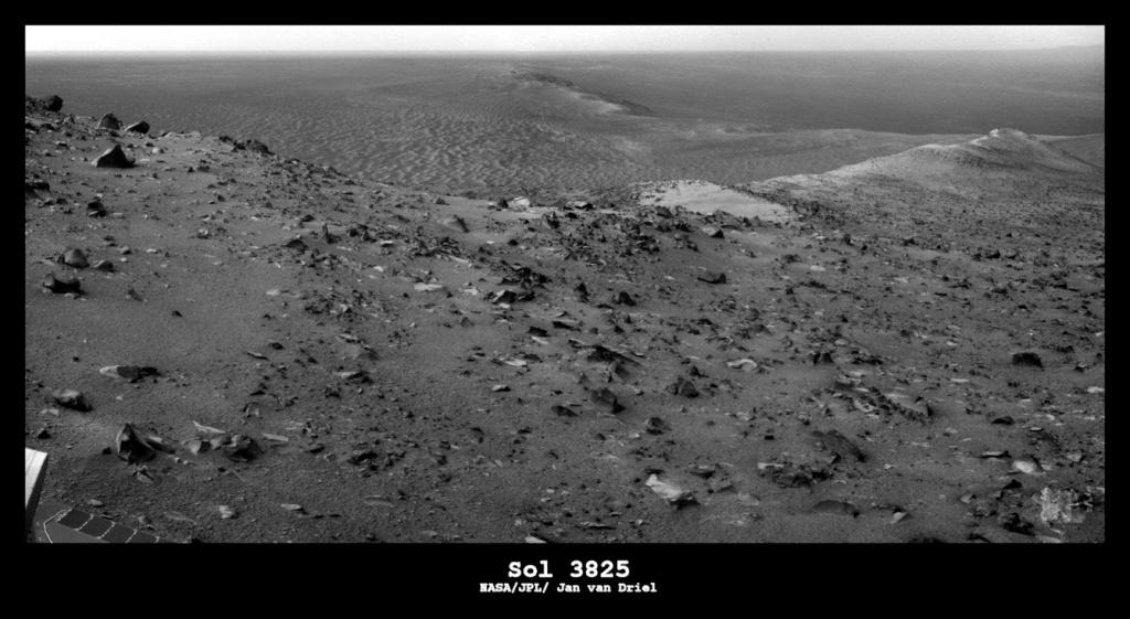 Opportunity et l'exploration du cratère Endeavour - Page 7 Image111