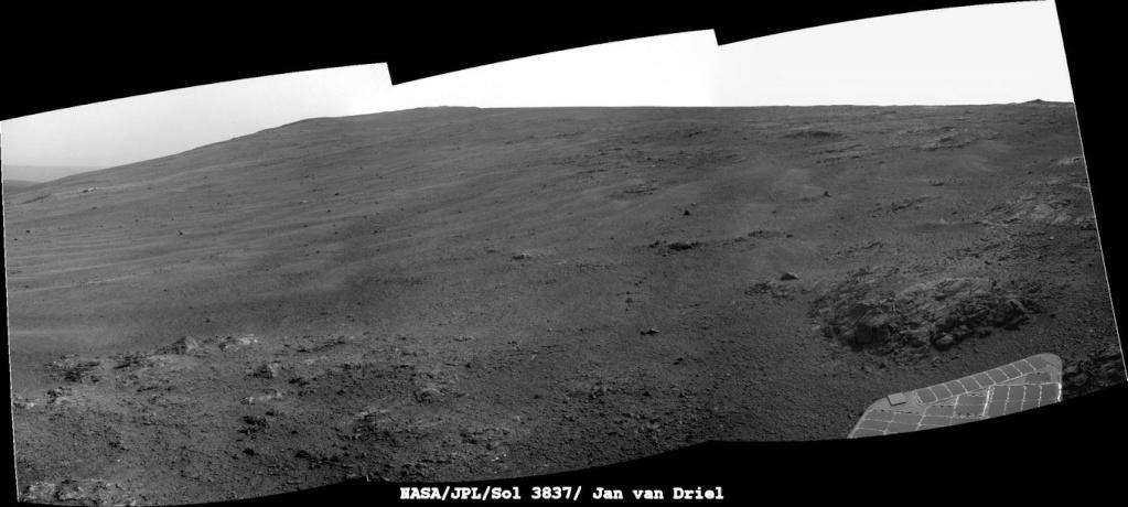 Opportunity et l'exploration du cratère Endeavour - Page 7 Image310